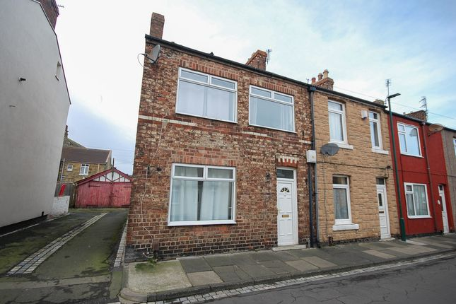 Thumbnail End terrace house to rent in Dixon Street, Skelton-In-Cleveland