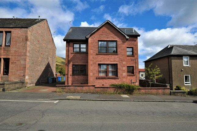 Thumbnail Flat for sale in Hill Street, Tillicoultry