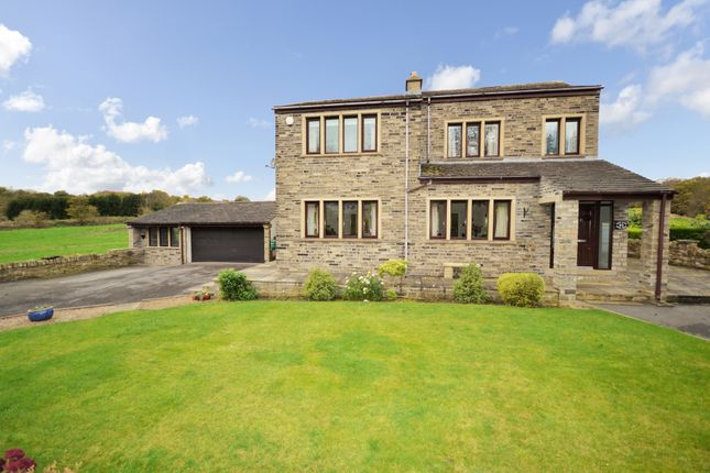 Thumbnail Detached house for sale in Burn Road, Huddersfield