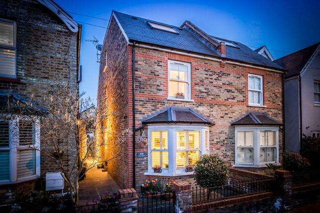 Thumbnail Semi-detached house for sale in Elm Road, Kingston Upon Thames