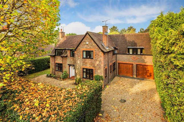 Thumbnail Detached house for sale in Hook Heath, Surrey