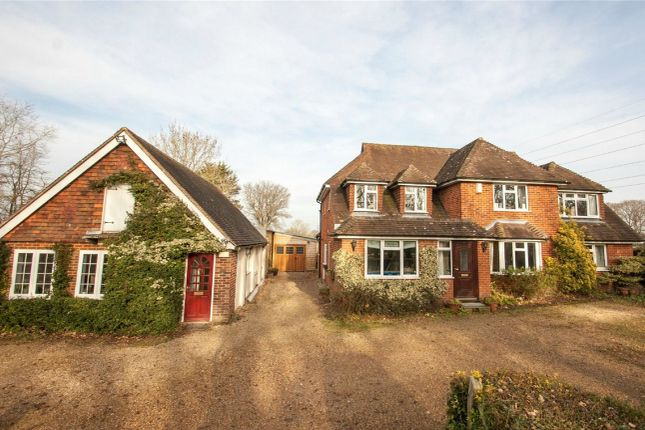 6 bed detached house for sale in Pilcot Hill, Dogmersfield, Hook