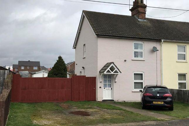 3 bed semi-detached house for sale in 60 Chapel Lane, Great Blakenham, Ipswich, Suffolk