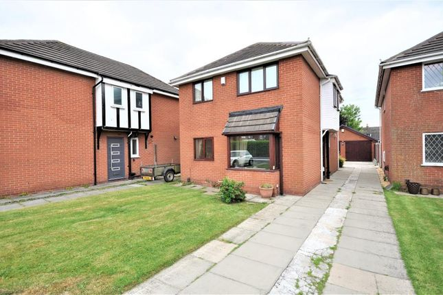 Thumbnail Detached house for sale in Mason Close, Freckleton, Preston, Lancashire