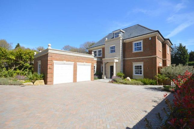 Thumbnail Detached house for sale in Vicarage Gate Mews, Warren Lodge Drive, Kingswood, Tadworth