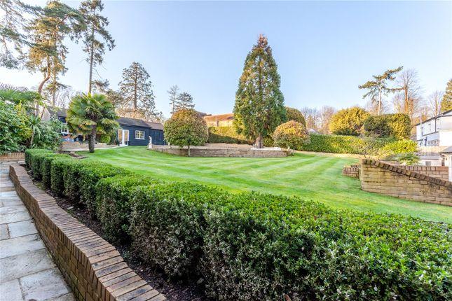 Garden of Theydon Road, Epping, Essex CM16