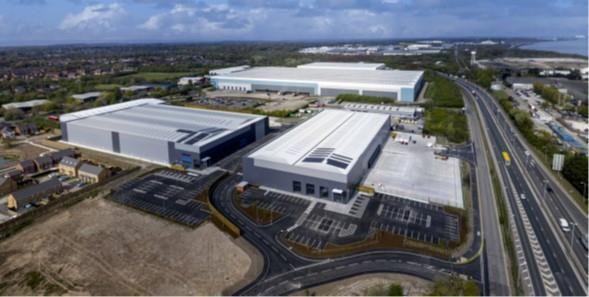 Light industrial to let in Unit 1, Plp Ellesmere Port, Pioneer Point Business Park, Ellesmere Port, Cheshire