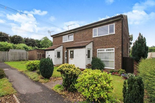 Thumbnail Flat to rent in Penshurst Way, Eastleigh