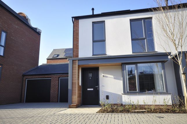 Thumbnail Semi-detached house to rent in Prince Edward Drive, Derby