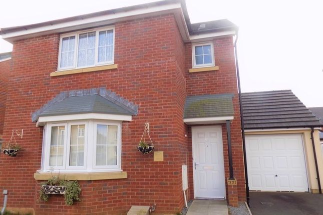 Thumbnail Detached house to rent in Meadowland Close, Caerphilly