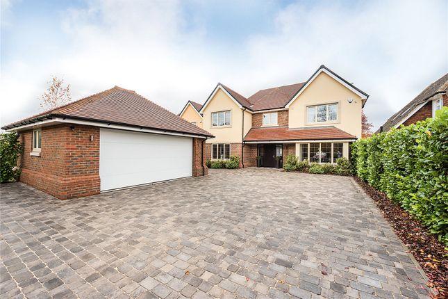 Thumbnail Detached house for sale in Crown Lane, Farnham Common, Buckinghamshire