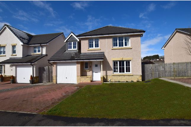 Thumbnail Detached house for sale in Lairburn Drive, Clovenfords