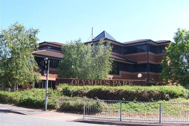 Thumbnail Office To Let In Olympus Park Quedgeley Gloucester