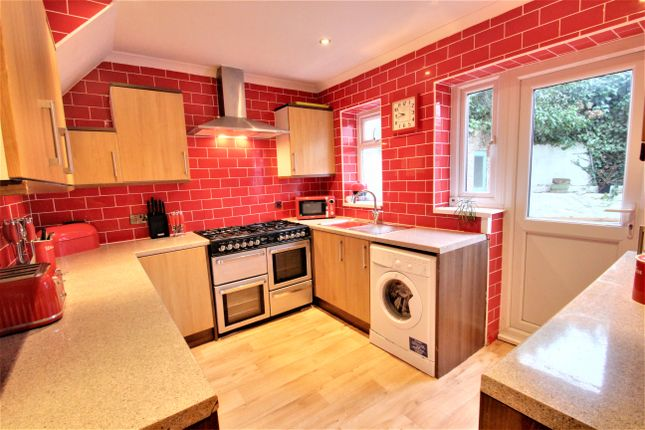 Terraced house for sale in Alfred Place, Ford, Plymouth