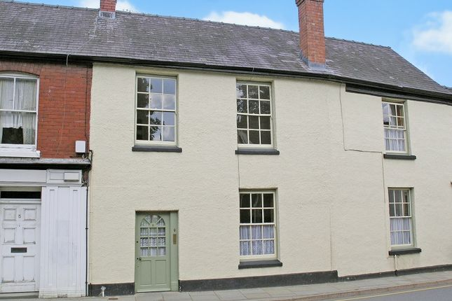 Thumbnail Terraced house for sale in Beddoes View, Hereford Street, Presteigne