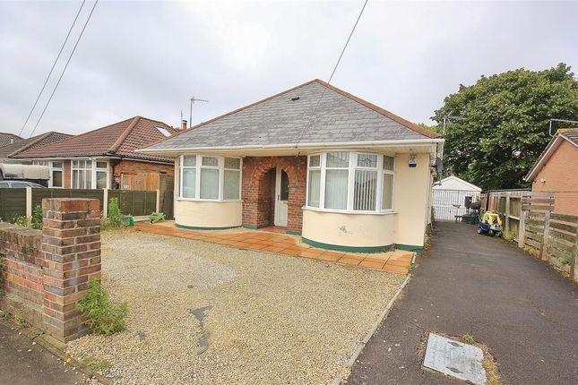 Thumbnail Bungalow for sale in Rossmore Road, Parkstone, Poole