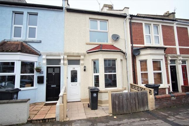 Thumbnail Terraced house to rent in Jasper Street, Southville, Bristol