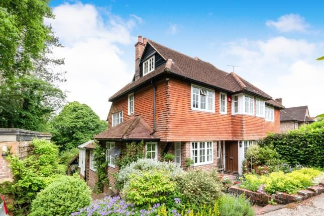 Thumbnail Semi-detached house for sale in Haslemere, Surrey, United Kingdom