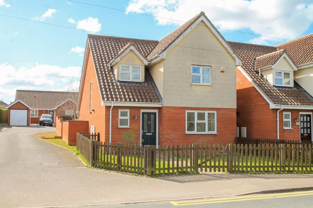 Thumbnail Detached house for sale in Needham Road, Stowmarket
