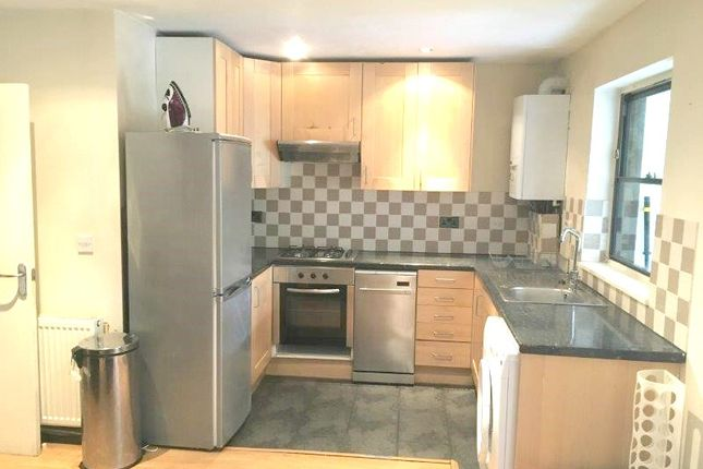 Thumbnail Terraced house to rent in Patmos Road, London