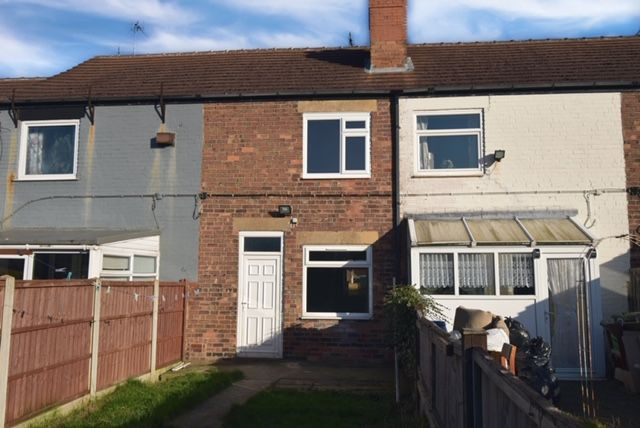 Thumbnail Terraced house to rent in Prospect Drive, Shirebrook, Nottingham