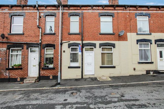 1 bed terraced house for sale in Western Mount, Wortley, Leeds, West Yorkshire LS12