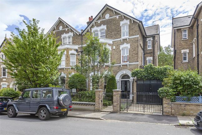 Thumbnail Semi-detached house for sale in Tressillian Road, London