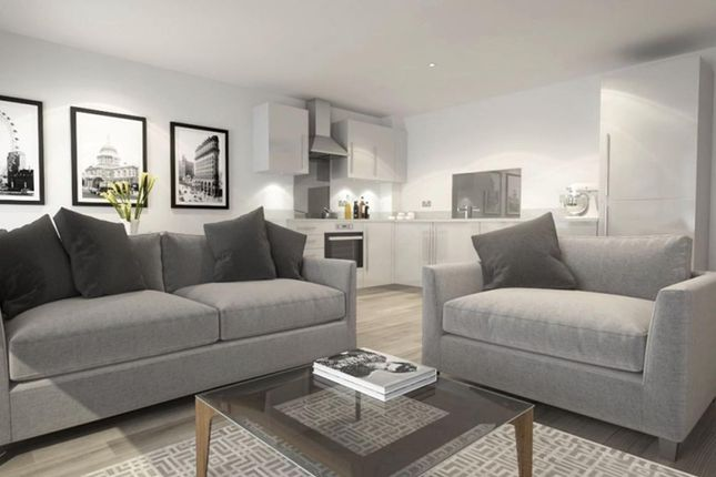 "Thumbnail Flat for sale in ""Gannet"" at Park Road, Aberdeen"