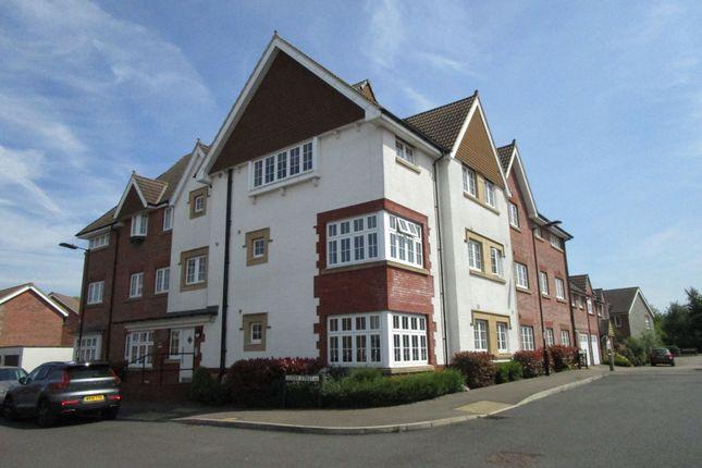 Thumbnail Flat to rent in Leader Street, Cheswick Village, Bristol