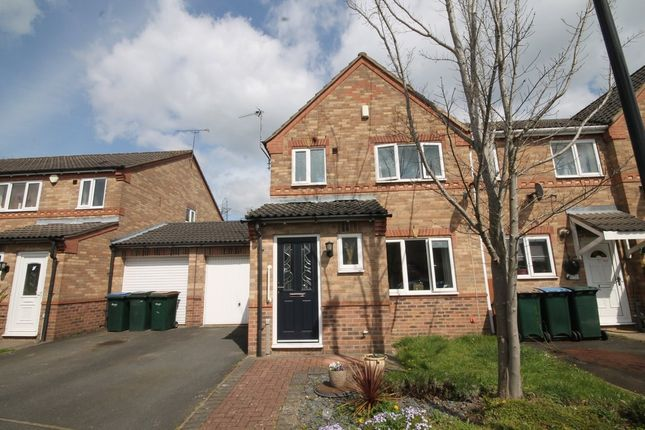 3 bed semi-detached house for sale in Haydock Close, Coventry