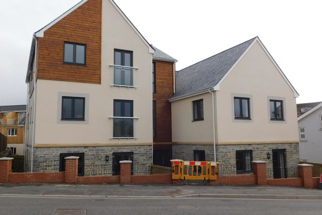 Thumbnail Flat to rent in Mitchell Gardens, Axminster