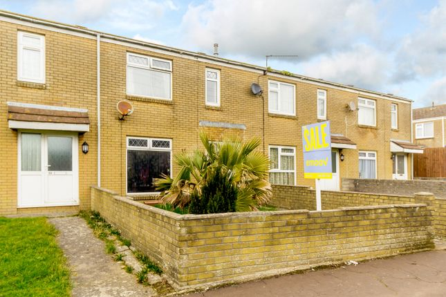 Thumbnail Terraced house for sale in Trevelyan Court, Boverton, Llantwit Major