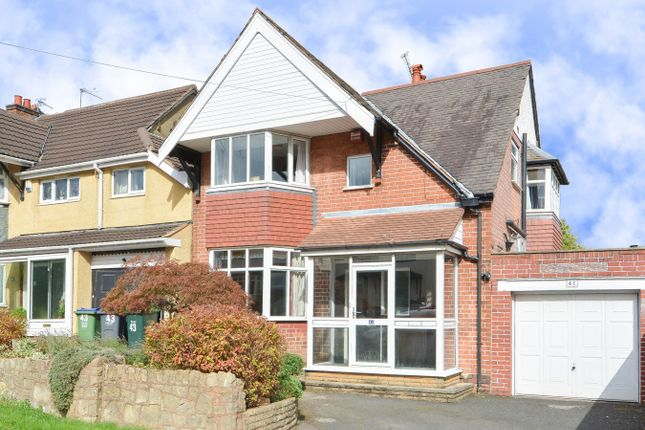 Thumbnail Link-detached house for sale in Harborne Road, Oldbury