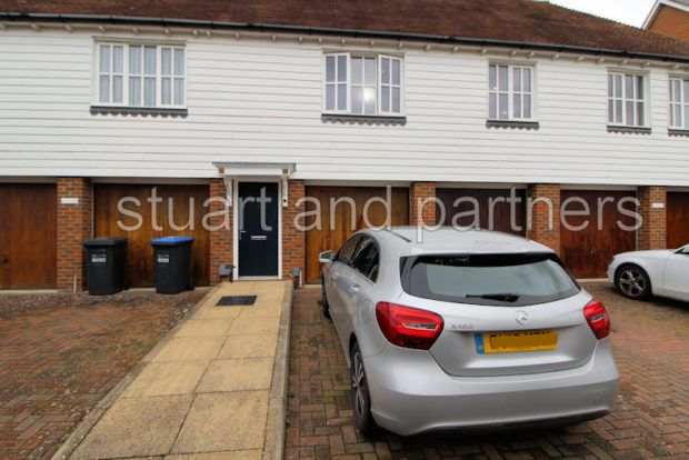Thumbnail Property to rent in Farriers Lea, Bolnore Village