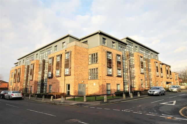 External of Devonshire Road, Eccles, Manchester M30