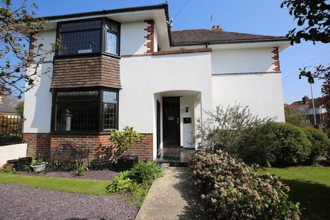 Thumbnail Detached house for sale in Lavington Road, Broadwater, Worthing