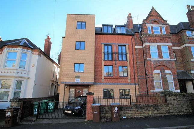 Thumbnail Flat to rent in Arthur Street, Arboretum, Nottingham