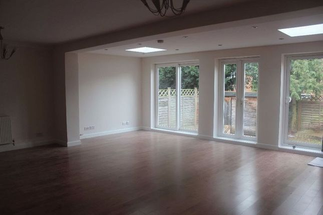 Thumbnail Bungalow to rent in Abercorn Road, London