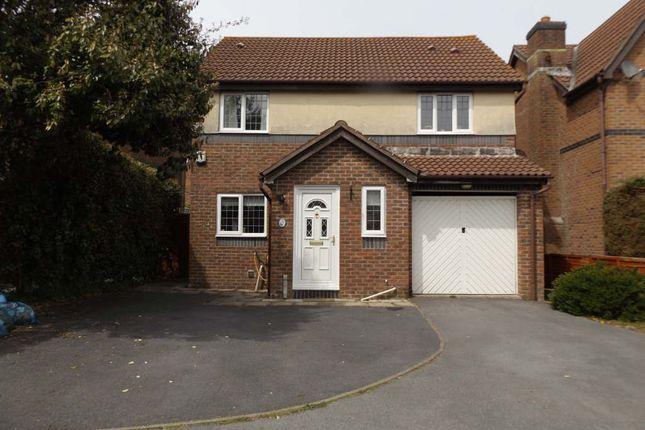 Thumbnail Detached house for sale in Dol Helyg, Pembrey, Pembrey, Carms