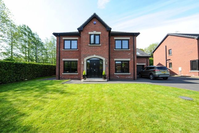 Thumbnail Detached house for sale in Park Manor, Newtownabbey