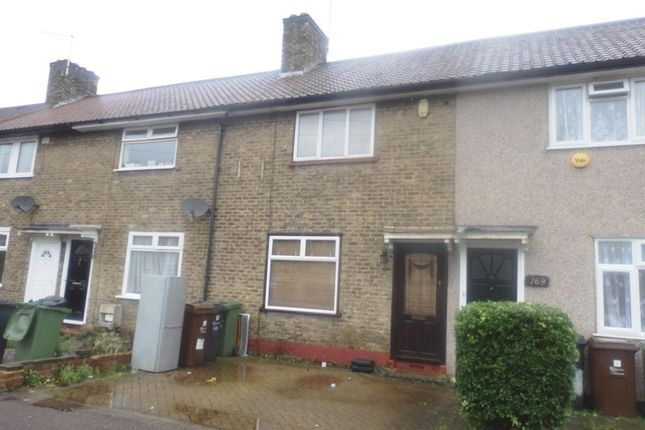 Thumbnail Semi-detached house to rent in Blackborne Road, Dagenham
