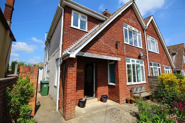 Thumbnail Semi-detached house for sale in Bath Road, Chippenham