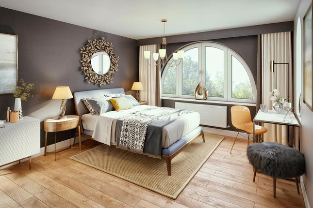 """Thumbnail Terraced house for sale in """"Towneley"""" at Mitton Road, Whalley, Clitheroe"""