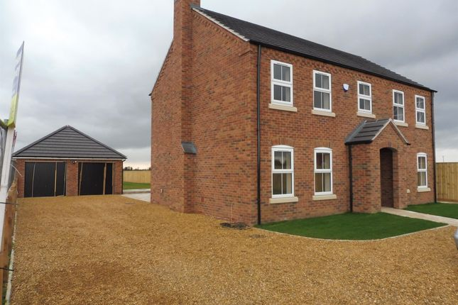 Thumbnail Detached house for sale in Upwell Road, Christchurch, Wisbech