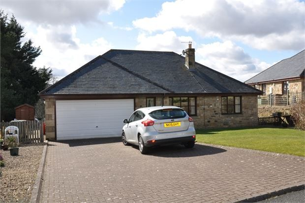 Thumbnail Detached bungalow for sale in North Burnside, Bardon Mill