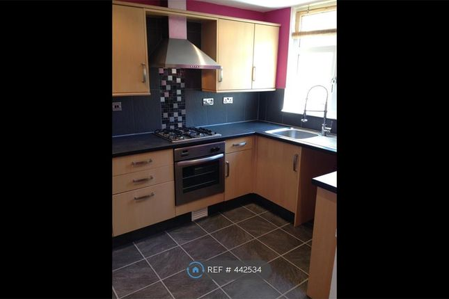 Thumbnail Terraced house to rent in Cunningham Road, Plymouth