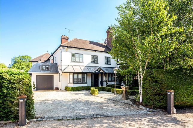 Thumbnail Semi-detached house for sale in The Willows, Windsor, Berkshire