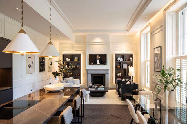3 bed flat for sale in The Regent, 7 Park Crescent, Regents Park, Marylebone, London W1B