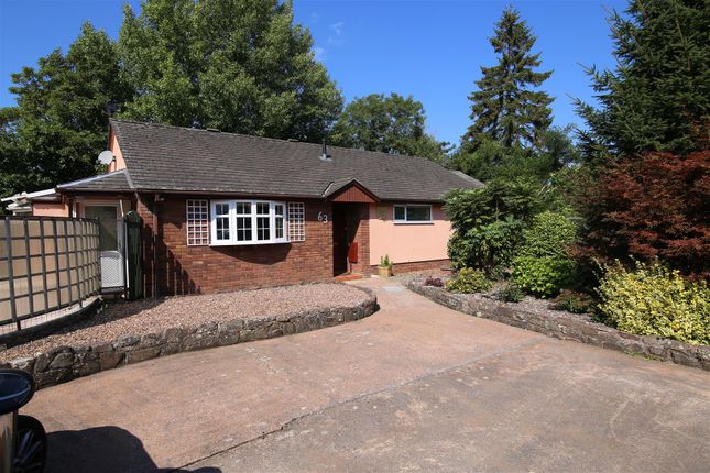 Thumbnail Detached bungalow for sale in St. Andrew Street, Tiverton