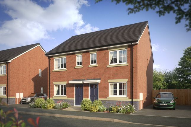 Thumbnail Semi-detached house for sale in Springfield Road, Wolverhampton